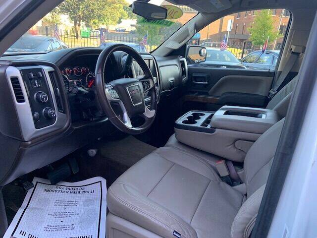 2017 GMC Sierra 1500 4x4 SLE 4dr Crew Cab 5.8 ft. SB - Nashville TN