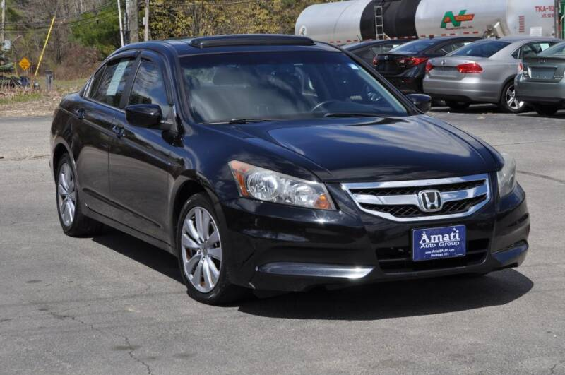2011 Honda Accord for sale at Amati Auto Group in Hooksett NH