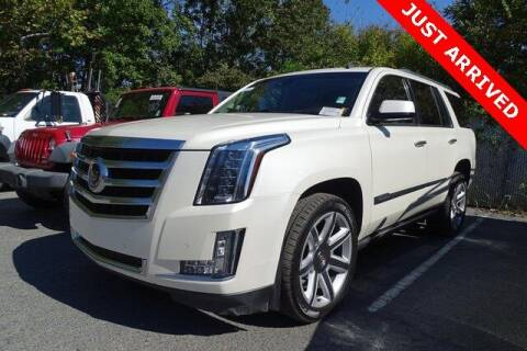 2015 Cadillac Escalade for sale at Brandon Reeves Auto World in Monroe NC