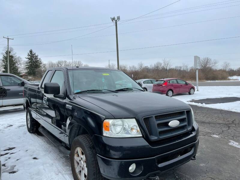 2006 Ford F-150 for sale at Pine Auto Sales in Paw Paw MI