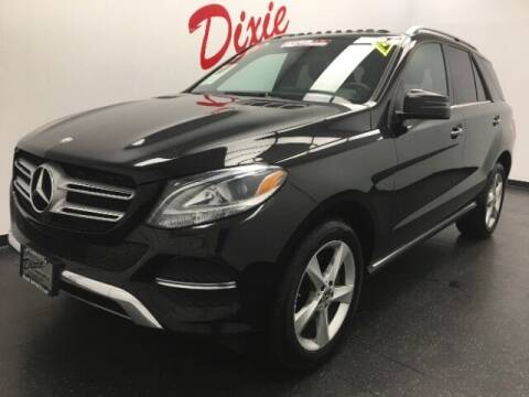 2017 Mercedes-Benz GLE for sale at Dixie Imports in Fairfield OH