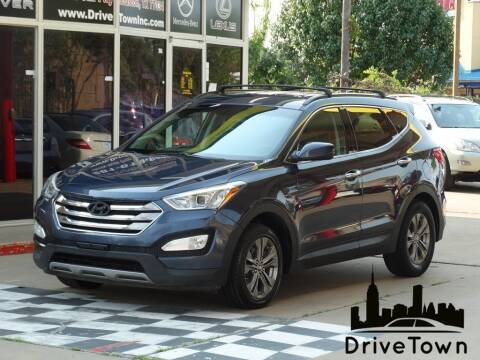 2013 Hyundai Santa Fe Sport for sale at Drive Town in Houston TX