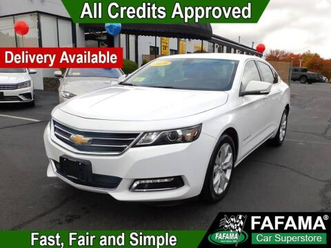 2019 Chevrolet Impala for sale at FAFAMA AUTO SALES Inc in Milford MA