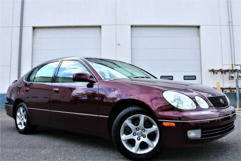 2001 Lexus GS 430 for sale at Chantilly Auto Sales in Chantilly VA