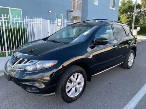 2011 Nissan Murano for sale at LA Motors Miami in Miami FL
