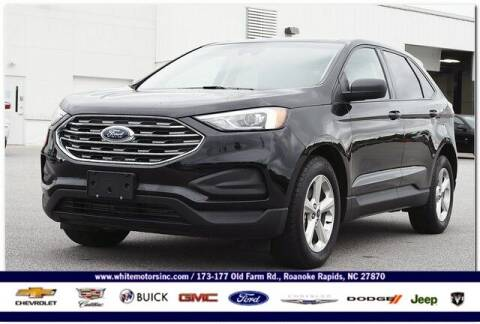 2019 Ford Edge for sale at WHITE MOTORS INC in Roanoke Rapids NC