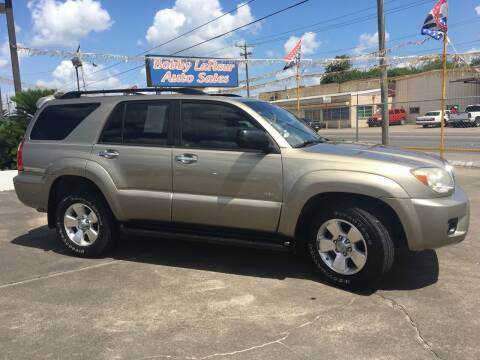 2007 Toyota 4Runner for sale at Bobby Lafleur Auto Sales in Lake Charles LA