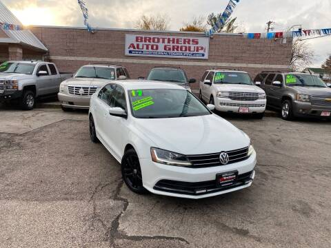 2017 Volkswagen Jetta for sale at Brothers Auto Group in Youngstown OH