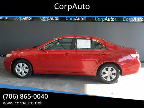 2008 Toyota Camry for sale at CorpAuto in Cleveland GA