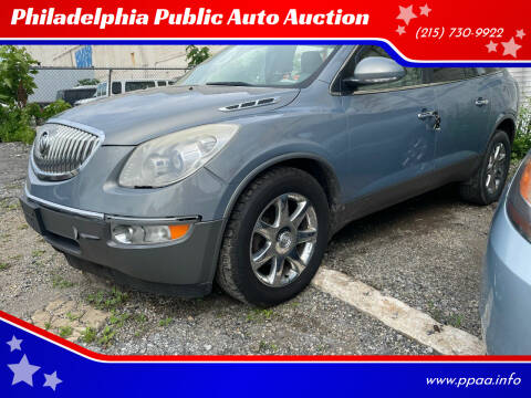 2008 Buick Enclave for sale at Philadelphia Public Auto Auction in Philadelphia PA