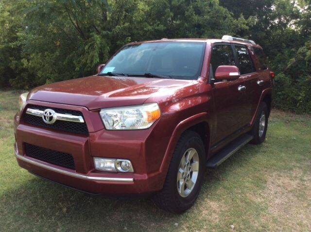 2010 Toyota 4Runner for sale at Allen Motor Co in Dallas TX