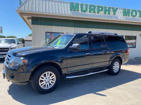 2012 Ford Expedition EL for sale at Murphy Motors Next To New Minot in Minot ND