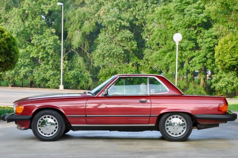 1989 Mercedes-Benz 560-Class for sale at Fast Lane Direct in Lufkin TX