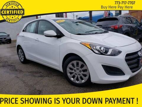 2017 Hyundai Elantra GT for sale at AutoBank in Chicago IL