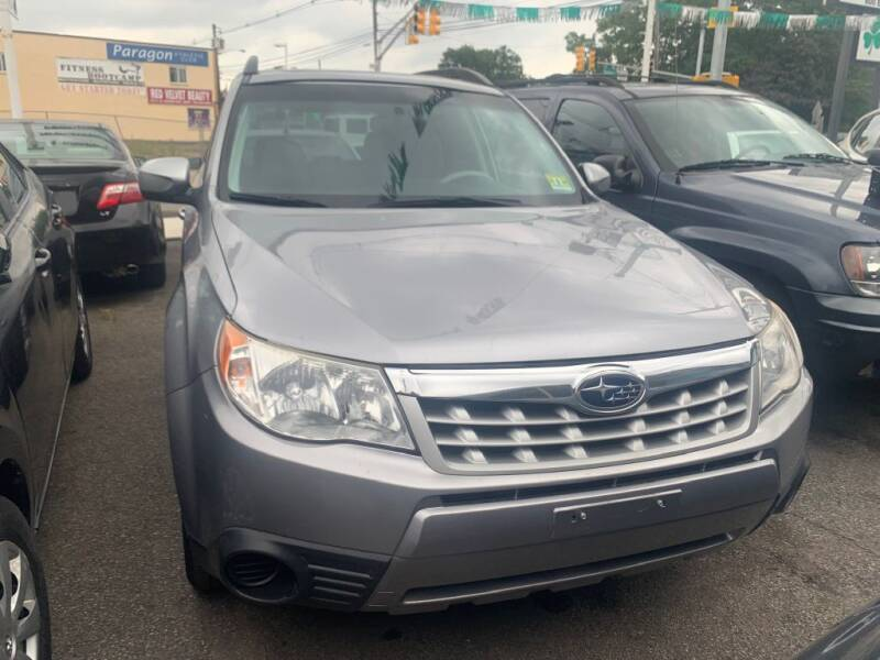 2011 Subaru Forester for sale at Park Avenue Auto Lot Inc in Linden NJ