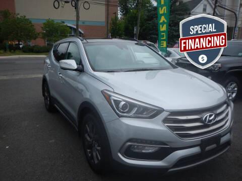 2018 Hyundai Santa Fe Sport for sale at 103 Auto Sales in Bloomfield NJ