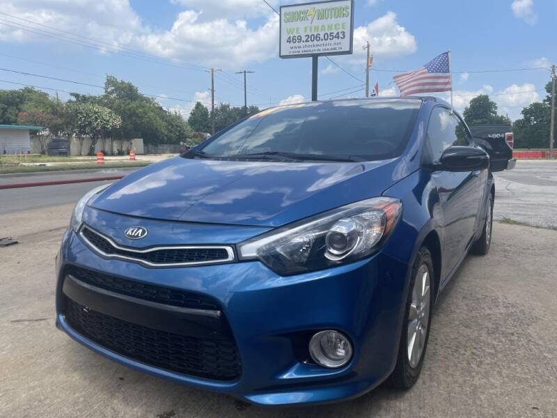 2014 Kia Forte Koup for sale in Garland, TX