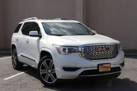 2017 GMC Acadia for sale at El Compadre Trucks in Doraville GA