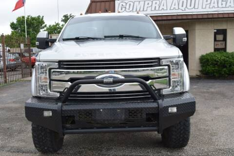 2017 Ford F-250 Super Duty for sale at ARI Motors in Houston TX