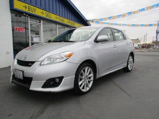 2009 Toyota Matrix for sale at Affordable Auto Rental & Sales in Spokane Valley WA