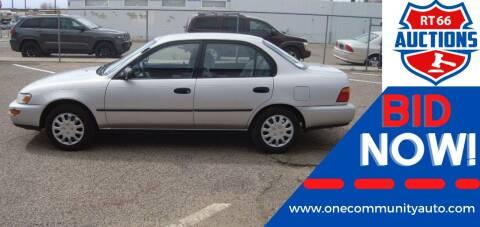 1993 Toyota Corolla for sale at One Community Auto LLC in Albuquerque NM