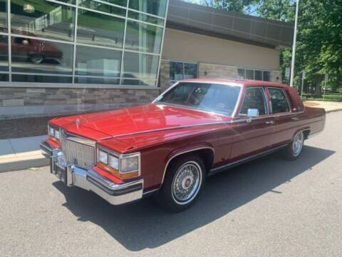 1989 Cadillac Fleetwood for sale at Classic Car Deals in Cadillac MI