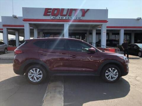 2019 Hyundai Tucson for sale at EQUITY AUTO CENTER in Phoenix AZ