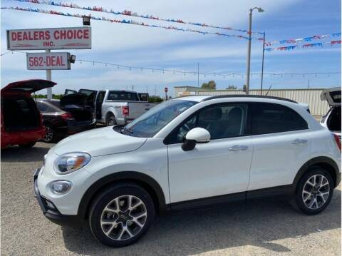 2017 FIAT 500X for sale at Dealers Choice Inc in Farmersville CA