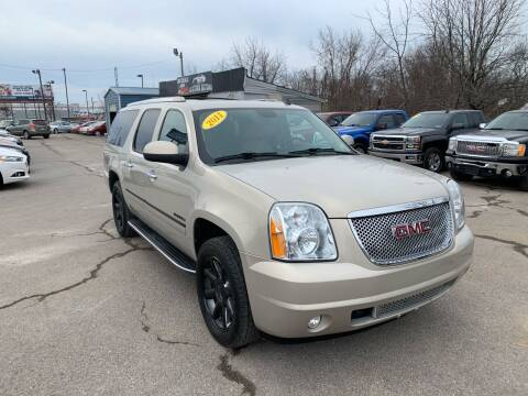 2011 GMC Yukon XL for sale at LexTown Motors in Lexington KY