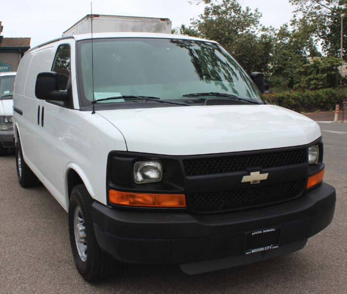 2011 Chevrolet Express Cargo for sale at Mission City Auto in Goleta CA
