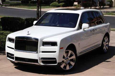 2019 Rolls-Royce Cullinan for sale at Classic Car Deals in Cadillac MI