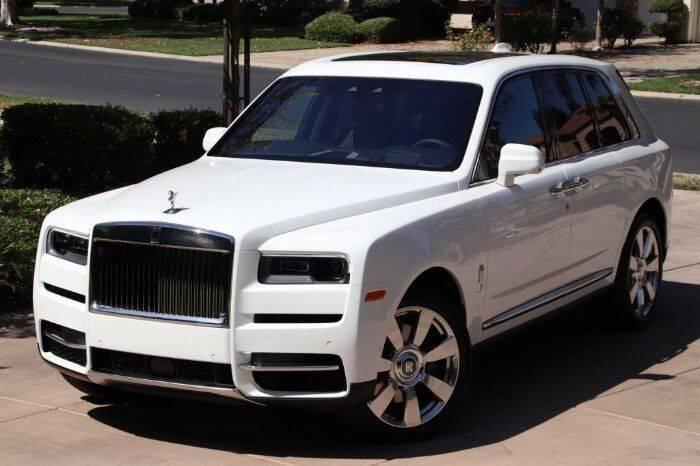 2019 Rolls-Royce Cullinan for sale at Classic Car Deals in Cadillac MI