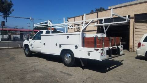 1998 Chevrolet C/K 3500 Series for sale at Vehicle Center in Rosemead CA