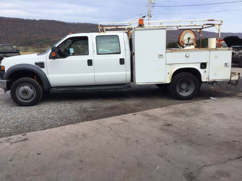 2008 Ford F-450 Super Duty for sale at Troys Auto Sales in Dornsife PA
