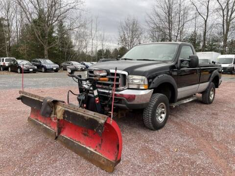 2003 Ford F-250 Super Duty for sale at Williston Economy Motors in Williston VT