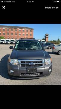 2010 Ford Escape for sale at Worldwide Auto Sales in Fall River MA