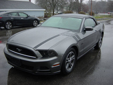 2014 Ford Mustang for sale at North South Motorcars in Seabrook NH