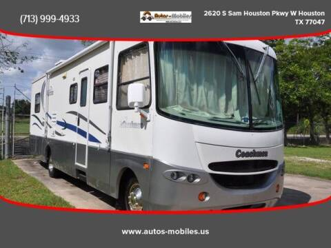 2001 Ford Motorhome Chassis for sale at AUTOS-MOBILES in Houston TX