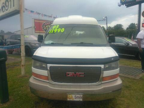 2003 GMC Savana Cargo for sale at AUTOPLEX 528 LLC in Huntsville AL