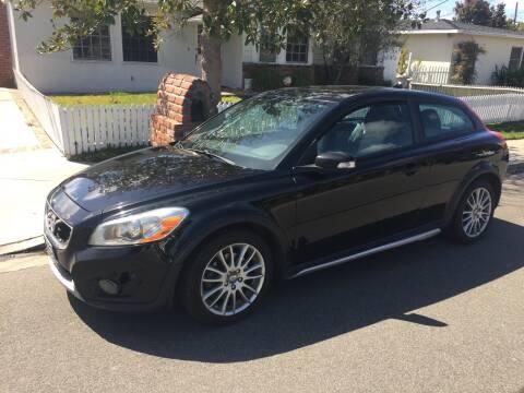 2011 Volvo C30 for sale at PACIFIC AUTOMOBILE in Costa Mesa CA