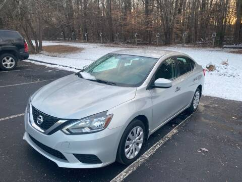 2016 Nissan Sentra for sale at Auto Discount Center in Laurel MD