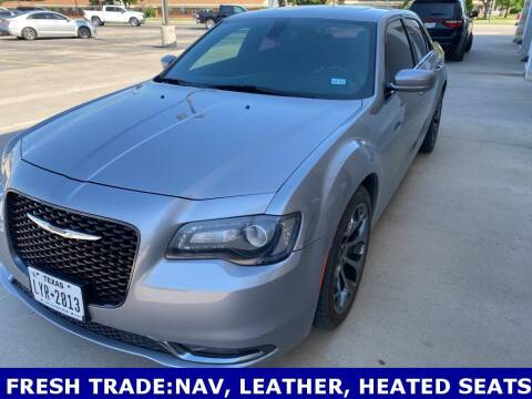 2015 Chrysler 300 for sale at Stanley Chrysler Dodge Jeep Ram Gatesville in Gatesville TX