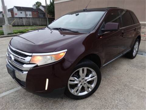 2011 Ford Edge for sale at Abe Motors in Houston TX