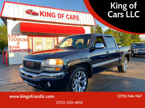 2006 GMC Sierra 1500 for sale at King of Cars LLC in Bowling Green KY