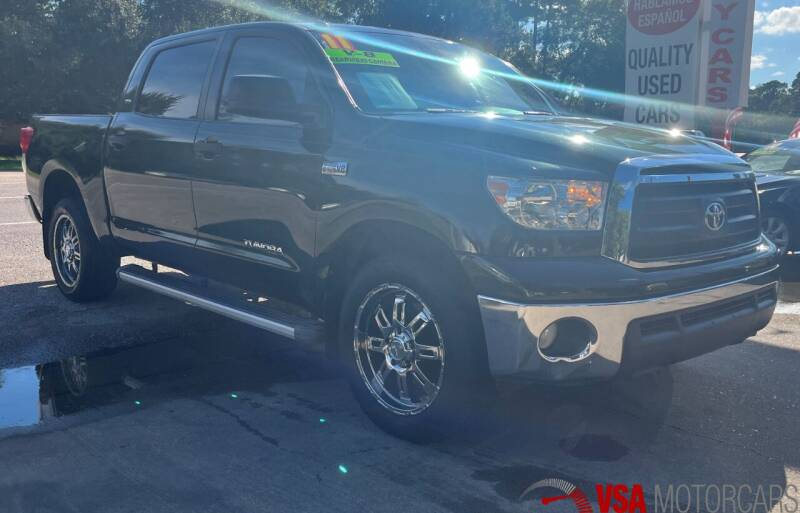 2011 Toyota Tundra for sale at VSA MotorCars in Cypress TX
