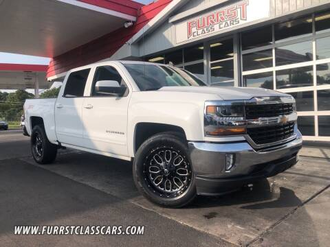 2017 Chevrolet Silverado 1500 for sale at Furrst Class Cars LLC in Charlotte NC