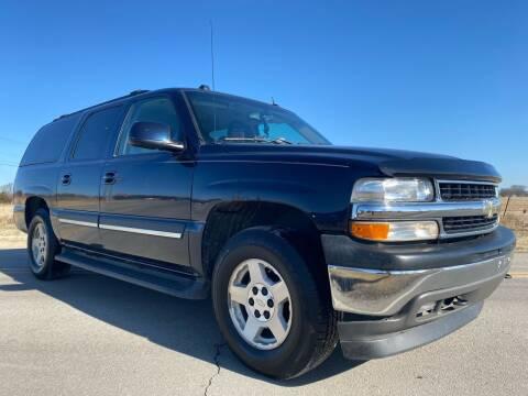 2005 Chevrolet Suburban for sale at ILUVCHEAPCARS.COM in Tulsa OK