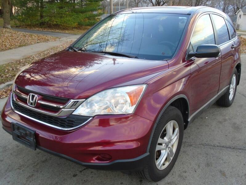 2010 Honda CR-V for sale at Waukeshas Best Used Cars in Waukesha WI