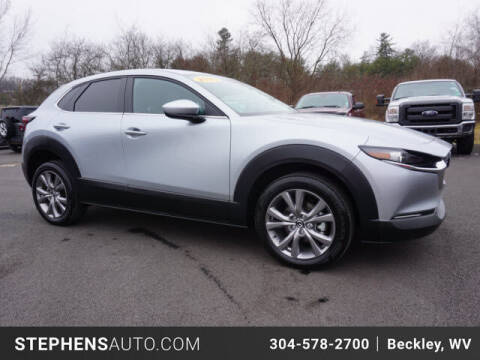 2020 Mazda CX-30 for sale at Stephens Auto Center of Beckley in Beckley WV