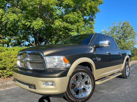 2012 RAM Ram Pickup 1500 for sale at William D Auto Sales in Norcross GA